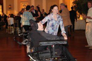 aa michael martin, heather, dance innovations scholarship