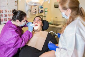 High quality dental care at Matheny
